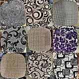 Чехлы накидки на стульчики и табуретки | На размер табуретки от 30 до 34см. Высокого качества, полноразмерные., фото 5
