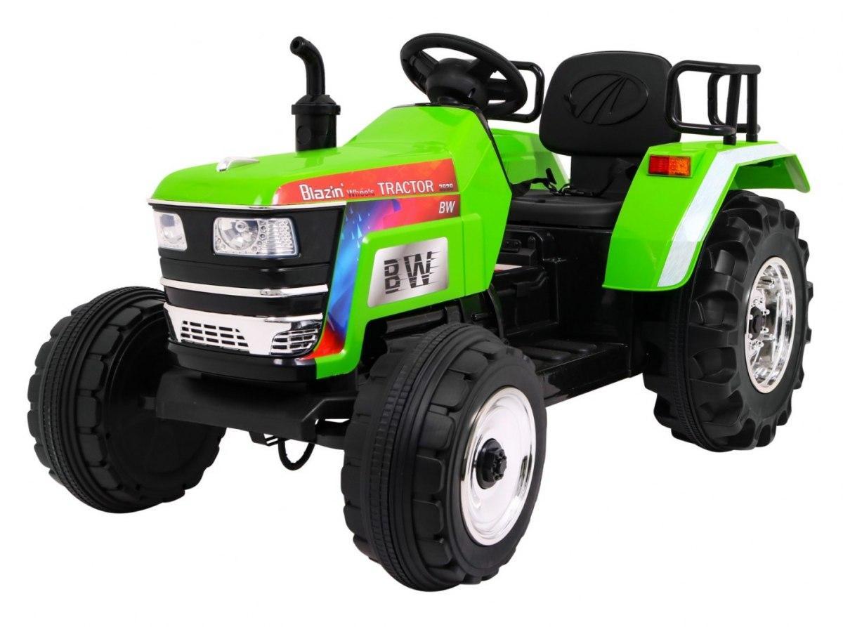 Большой трактор электромобиль Mahindra Blazin