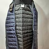 Чоловіча кофта весняна з капішоном в стилі Adidas Адідас репліка, фото 6