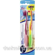 Дитяча зубна щітка Dontodent Kids 2 шт