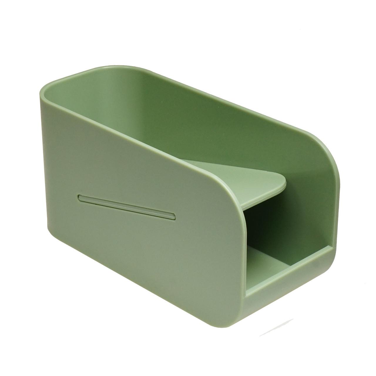 Подставка органайзер для канцелярских принадлежностей Supretto, Зеленый