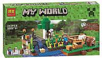 Конструктор Bela Minecraft 10175