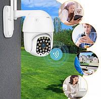 Уличная Наружная Wi Fi IP камера  Icybelle WiFi PTZ FHD 1080p, фото 1