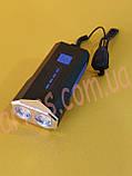 Ліхтар велосипедний з сигналом LY-22 акумуляторний, фото 2