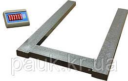 Паллетные весы ВПД-П-3т, веса для паллетных грузов
