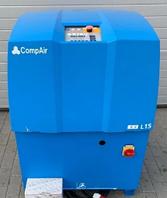 Компрессор винтовой CompAir L15-10: 2,1 м3/мин 10 бар 15 кВт
