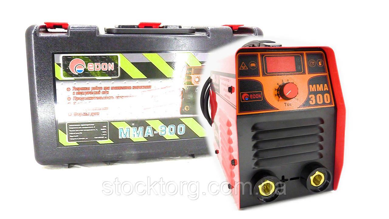 Інвертор Зварювальний EDON MMA-300 валізу