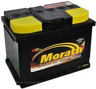 Автомобильный аккумулятор MORATTI 6ct-66a3L