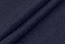 Тканина Кулір меланж темно-синій джинс (Польща)