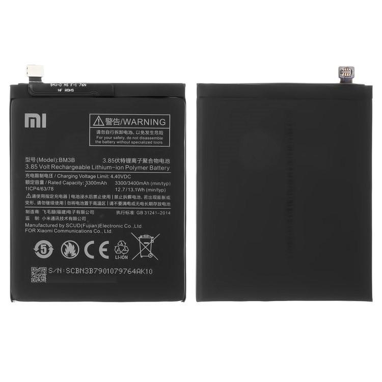 Акумулятор (Батарея) для Xiaomi Mi Mix Evo BM3B  (3400 mAh) Оригінал