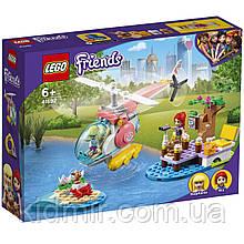 Конструктор LEGO Friends 41692 Рятувальний вертоліт ветеринарної клініки