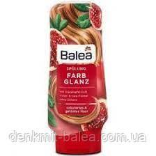 Кондиционер Яркость Цвета с экстрактом граната для окрашенных волос Balea Farbglanz Granatapfel spulung 300 мл