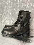 Берці демісезонні з швидкою шнурівкою, фото 3