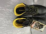 Черевики робочі Cemto з металевим носком і жорстким формованим під носком, фото 7