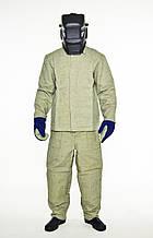 Костюм для зварювальників брезентовий куртка і брюки