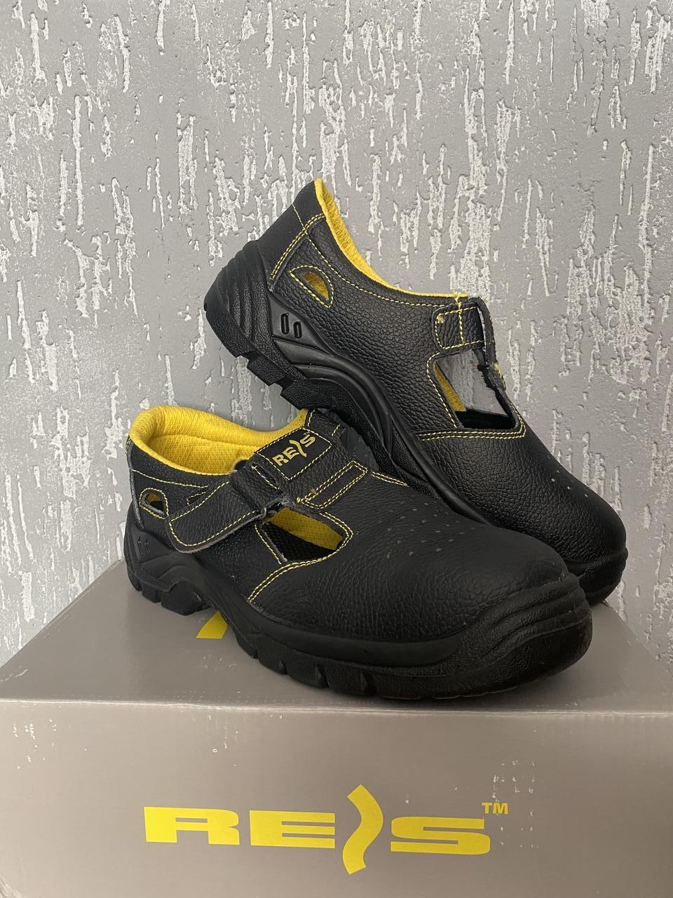 Спец взуття робоче з мет носком Reis