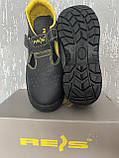 Спец взуття робоче з мет носком Reis, фото 3