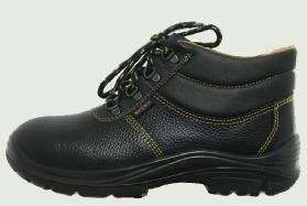 Черевики робочі Seven safety 357 s1 з металевим носком