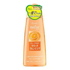 Гидрофильное масло Kanebo Kracie Naive Deep Cleansing Oil Orange, 170ml