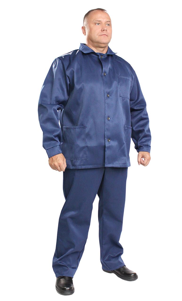 Костюм робочий (тканина Грета синій)