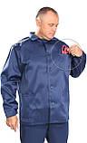 Костюм робочий (тканина Грета синій), фото 3
