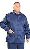 Костюм робочий (тканина Грета синій), фото 4
