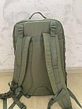 Рюкзак бойової індивідуальний оливковий, фото 2