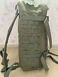 Рюкзак бойової індивідуальний оливковий, фото 3