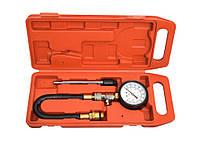 Индикатор компрессии бензиновый с дл. наконечником и шлангом