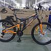 Гірський двопідвісний велосипед Azimut Power 24 GD, фото 2