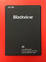 Оригинальная батарея Blackview A5