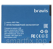 Оригинальная батарея Bravis A401 Neo