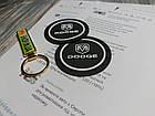 Антиковзаючий килимок в підстаканики Dodge (Додж), фото 4