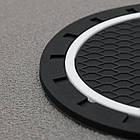 Антиковзаючий килимок в підстаканики Land Rover (Ленд ровер), фото 5