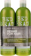 Набор для укрепления нормальных волос Tigi Bed Head Re-energize (shm/750ml + cond/750ml)