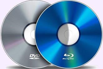 DVD і Blu-ray диски