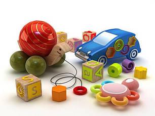 Ігри, іграшки, дитячі товари