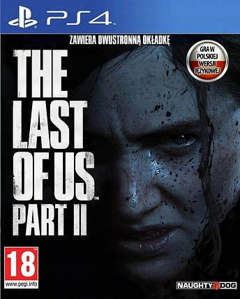 Игра для игровой консоли PlayStation 4, The Last of Us: Part 2 (БУ), фото 2