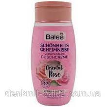 Гель для душа  Нежные объятия с ароматом розы  Balea Oriental Rose Duschcreme 250 мл.