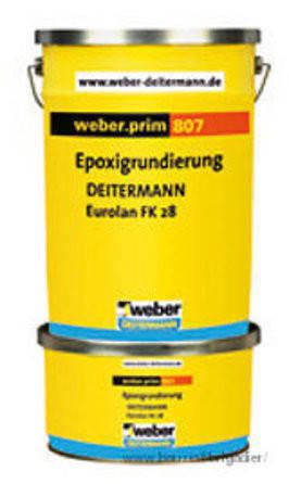 Eurolan FK 28/ weber.prim 807 N(комби - 5 кг)