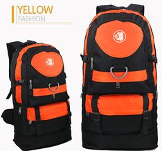 Рюкзак Lixing туристический оранж. С334