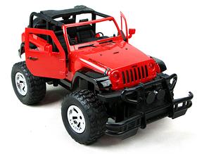 Автомобиль Джип на Р/У 1:14 красный