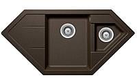 Мойка гранитная Schock Signus C150 bronze-87