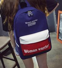 Рюкзак Woman warrior