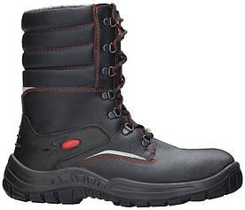 Ботинки рабочие утепленные с высокими берцами ARDON Hibernus S3, черный, 39