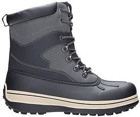 Ботинки рабочие утепленные с высокими берцами ARDON Snowman, черный, 40