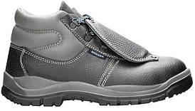 Ботинки рабочие сварщика мод.INTEGRAL S1P, черный, 45