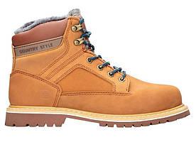 Ботинки рабочие утепленные ARDON Farmarka winter OB, коричневый, 40