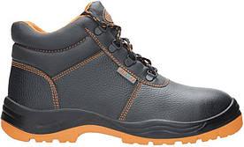 Рабочие ботинки ARDON Forte S3 HRO, черный/оранжевый, 40