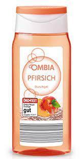 Гель для душа с ароматом  Персика  Ombia Duschgel 300 мл.